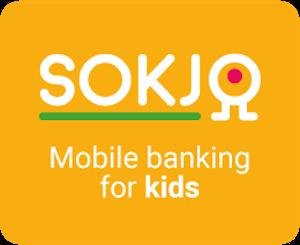 Banca móvil para niños y adolescente.